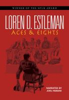 Cover image for Aces and eights