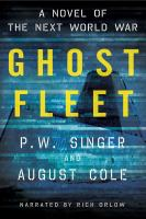 Cover image for Ghost fleet A novel of the next world war