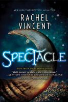 Cover image for Spectacle Menagerie series, book 2