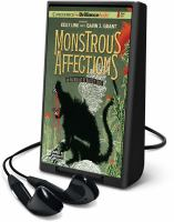Cover image for Monstrous affections   an anthology of beastly tales