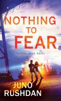 Cover image for Nothing to fear