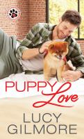 Cover image for Puppy love