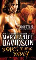 Cover image for Bears behaving badly