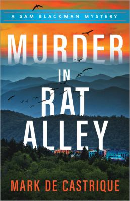 Cover image for Murder in Rat Alley : a Sam Blackman mystery
