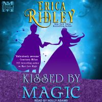 Cover image for Kissed by magic