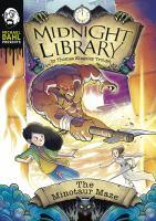 Cover image for The Minotaur maze
