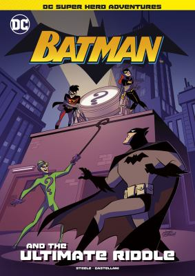 Cover image for Batman and the ultimate riddle