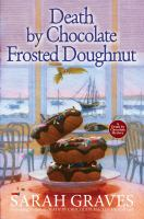 Cover image for Death by chocolate frosted doughnut