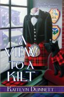 Cover image for A view to a kilt