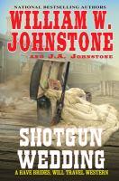 Cover image for The shotgun wedding