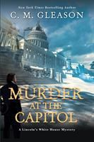 Cover image for Murder at the Capitol