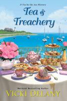 Cover image for Tea & treachery