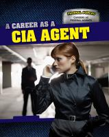 Cover image for A career as a CIA agent