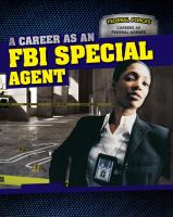 Cover image for A career as an FBI special agent