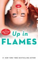 Cover image for Up in flames