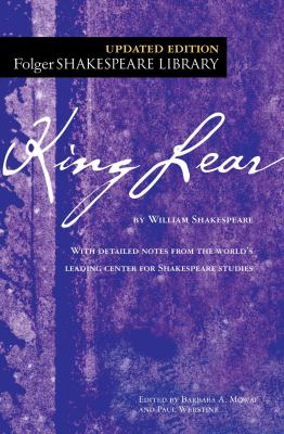 Cover image for The tragedy of King Lear