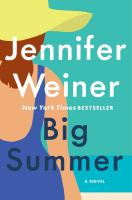 Cover image for Big summer