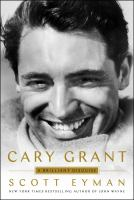 Cover image for Cary Grant : a brilliant disguise