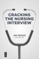 Cover image for Cracking the nursing interview