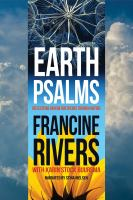 Cover image for Earth psalms Reflections on how god speaks through nature