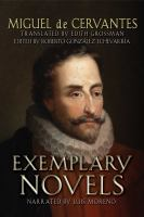 Cover image for Exemplary novels