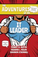 Cover image for The adventures of an it leader (updated edition)