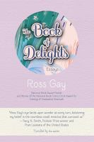 Cover image for The book of delights
