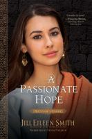 Cover image for A passionate hope Hannah's story