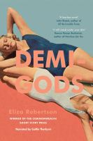 Cover image for Demi-gods