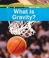 Cover image for What is gravity?