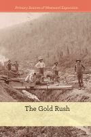 Cover image for The gold rush