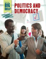 Cover image for Politics and democracy