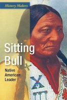 Cover image for Sitting bull  Native American leader
