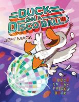 Cover image for Duck on a disco ball