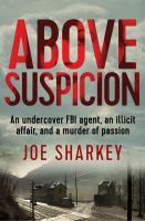 Cover image for Above suspicion