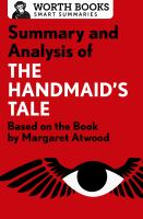 Cover image for Summary and analysis of The handmaid's tale : based on the book by Margaret Atwood.