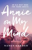 Cover image for Annie on my mind