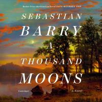 Cover image for A thousand moons