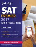 Imagen de portada para SAT : premier 2017