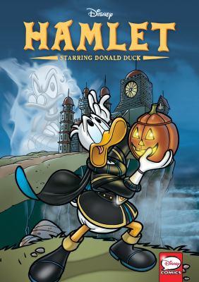 Cover image for Hamlet starring Donald Duck