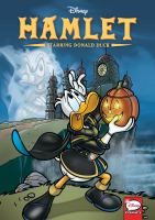Cover image for Hamlet : starring Donald Duck