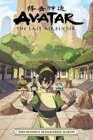 Cover image for Avatar, the last airbender. Toph Beifong's Metalbending Academy