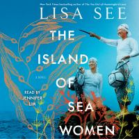 Cover image for The island of sea women