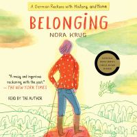 Cover image for Belonging a german reckons with history and home.