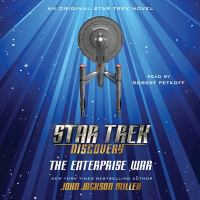 Cover image for The Enterprise war