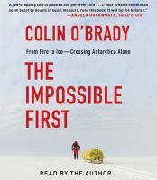 Imagen de portada para The impossible first
