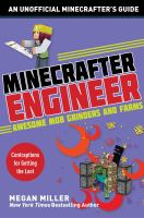 Cover image for Minecrafter engineer : awesome mob grinders and farms