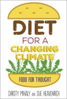 Cover image for Diet for a changing climate food for thought