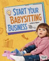 Cover image for Start your babysitting business