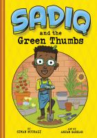 Cover image for Sadiq and the green thumbs